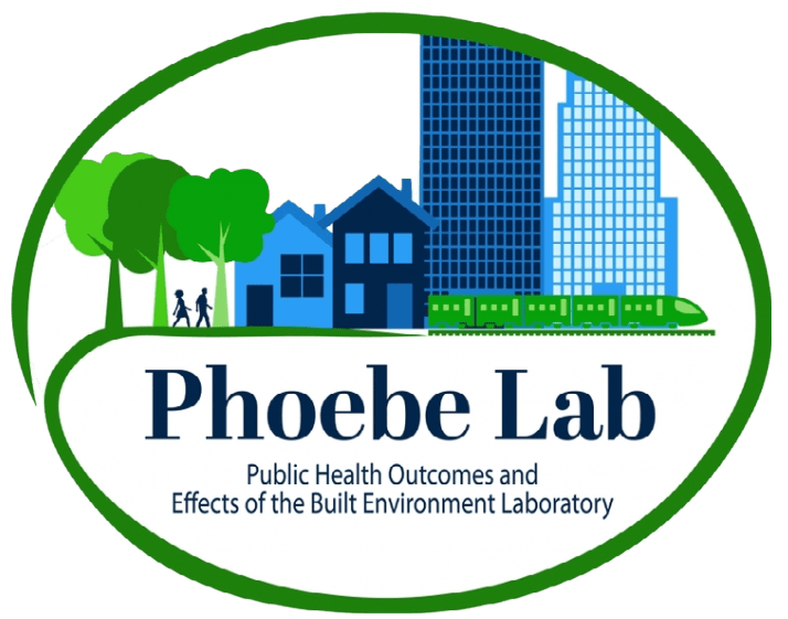 Public Health Outcomes and Effects of the Built Environment (PHOEBE) Laboratory