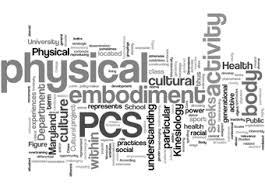 Physical Cultural Studies Laboratory Word Cloud